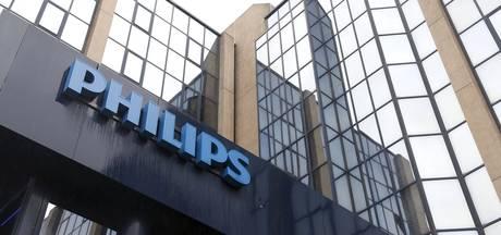 'Philips grijpt naast 217 miljoen dollar'