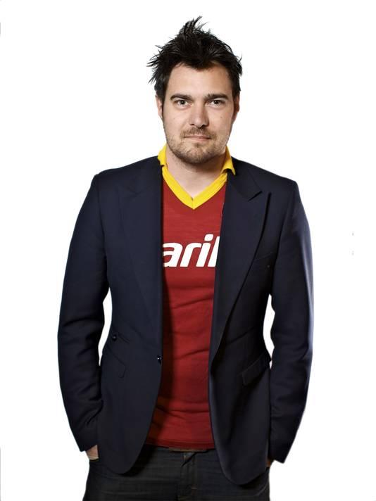 Sjoerd Mossou, columnist van AD Sportwereld