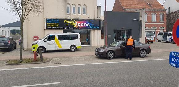 De politie Noorderkempen deed de actie samen met de Vlaamse Belastingsdienst en de douane.