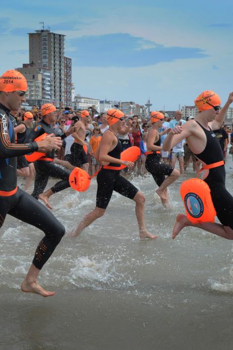 Legendarische zwemtocht Vlissingen-Breskens afgeblazen: 'Een enorme deceptie'