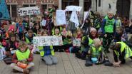Zitstaking voor beter klimaat stelt teleur: slechts 70 van 9.000 schoolkinderen dagen op