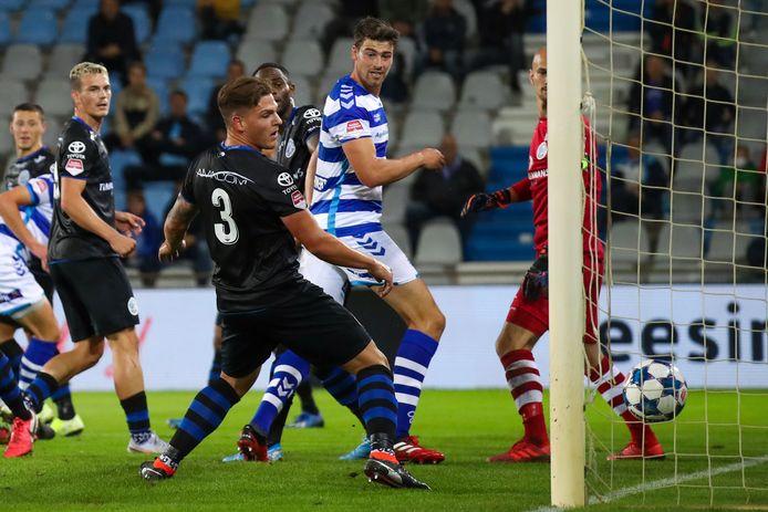 De Graafschap versloeg FC Den Bosch, dat zich kranig verweerde.