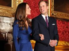Het Kate-effect: ontwerpster aan de grond nadat prinses jurk droeg