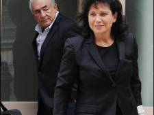 Anne Sinclair et DSK songent au divorce