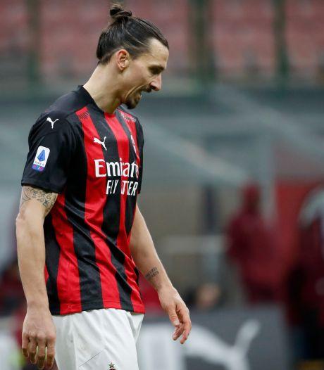 L'AC Milan décroche le titre de champion d'hiver malgré une déroute contre l'Atalanta