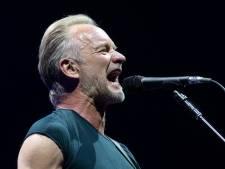 Vrees Bospop in Weert wordt waarheid: Sting zegt toch af