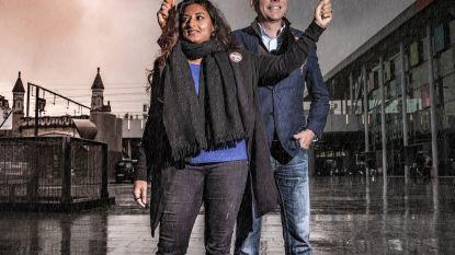 """Jinnih Beels en Filip Dewinter zijn het wijsvingertje van hun burgemeester beu: """"De Wever moet zijn eigen broek ophouden"""" """"We gaan hem bretellen kopen"""""""