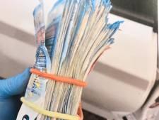 Opnieuw twee Fransmannen bij Breda aangehouden met enorm geldbedrag verstopt in auto