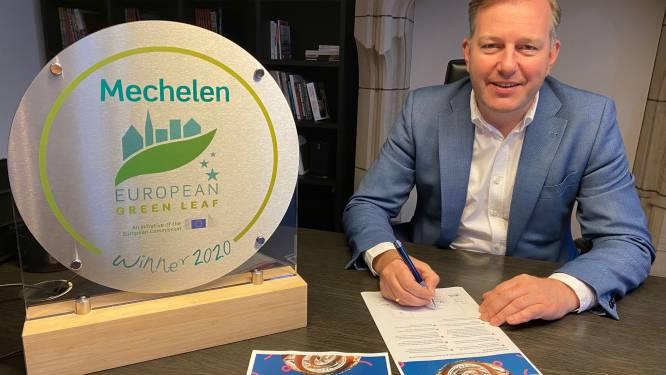 Burgemeester krijgt stem in Europees klimaatbeleid
