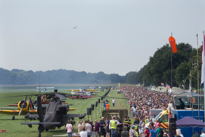 Impressie van Wings of Freedom in 2015.