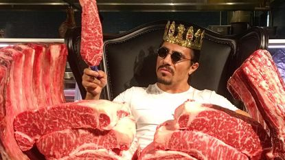 Van arme slager tot chef van celebrity's: keten van Nusret Gökçe is 1 miljard waard