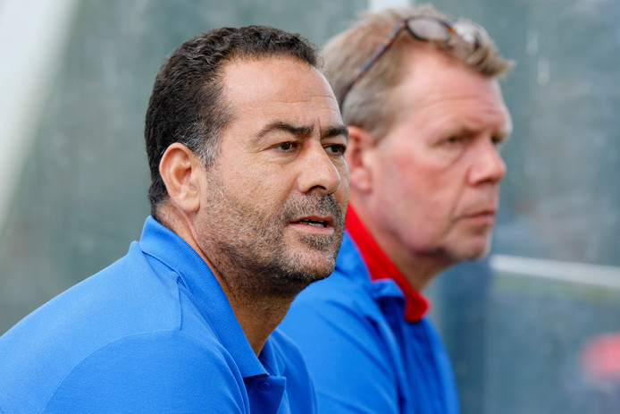 Mustapha Talha is de nieuwe trainer van hoofdklasser Papendorp.