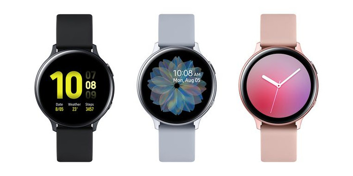 Samsung Galaxy Watch Active 3.