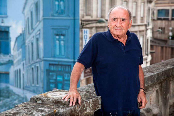 Claude Brasseur en août 2015.