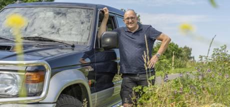 Mike Bolle rijdt van Zierikzee naar Gambia en laat zijn jeep daar achter