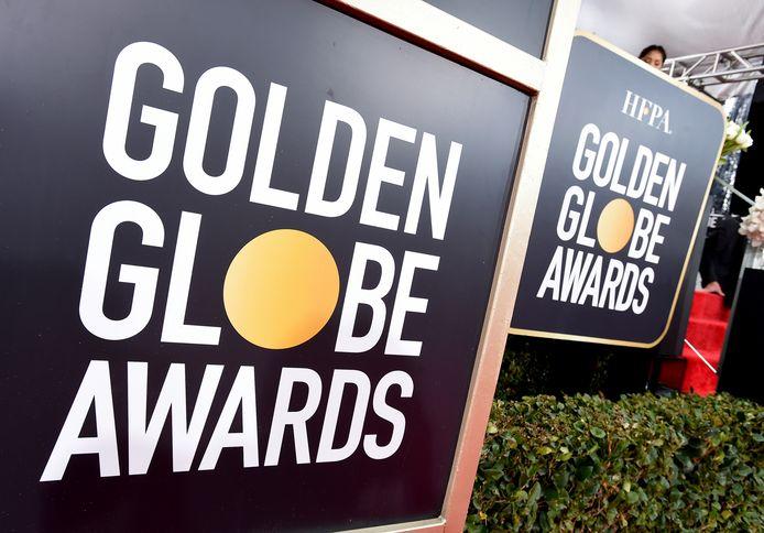 Les Golden Globes en 2019.