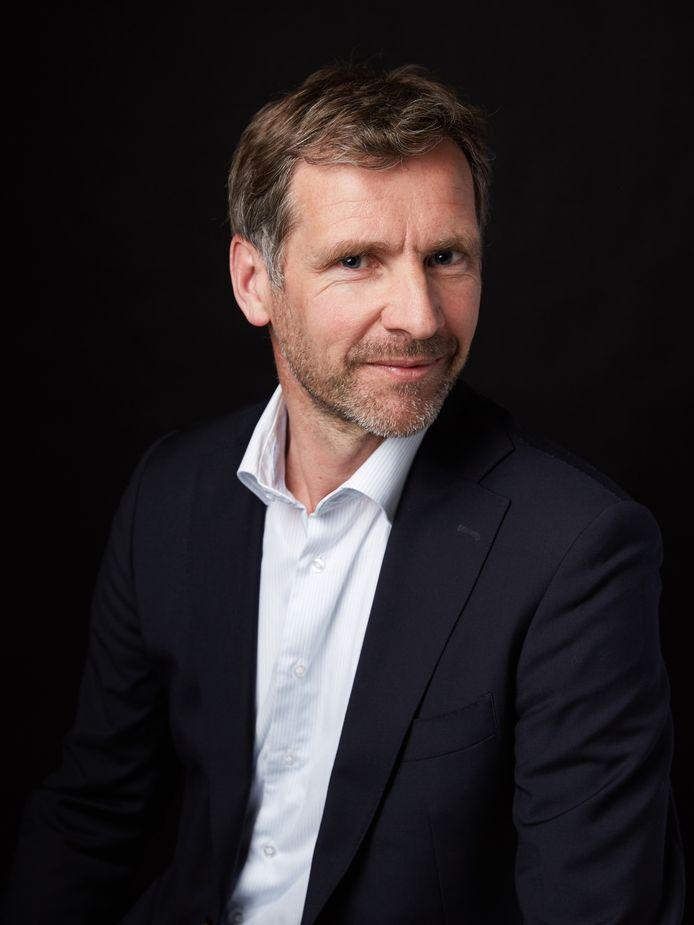 Martin van Staveren, UT-docent en auteur van Iedereen risicoleider.
