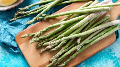 Waarom asperges niet alleen lekker, maar ook gezond zijn (tip: ze verhelpen je kater)