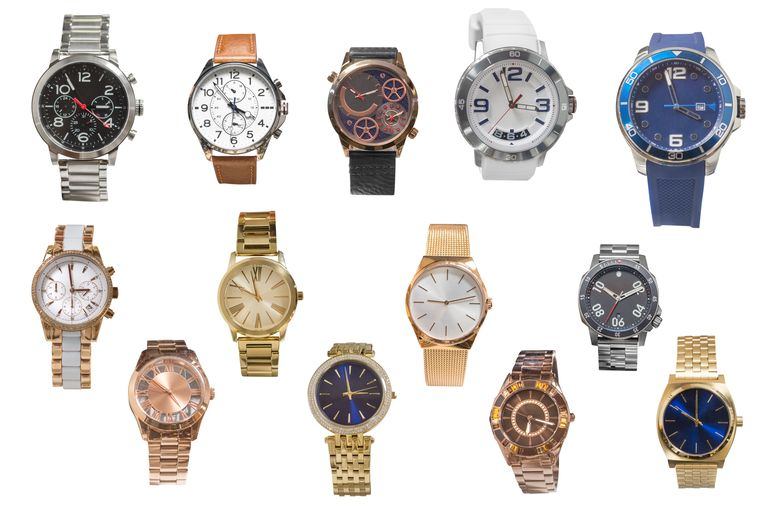 Dure horloges. Beeld Getty