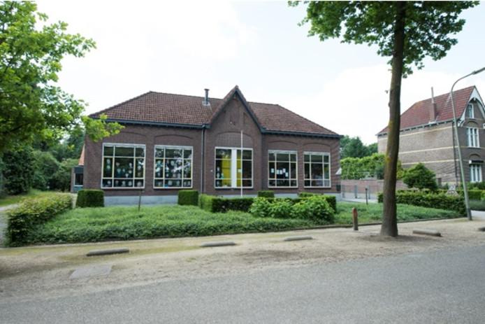 Basisschool De Driehoek in Griendtsveen.