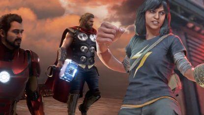 Marvels eerste moslimsuperheldin wil Avengers herenigen in nieuwe game