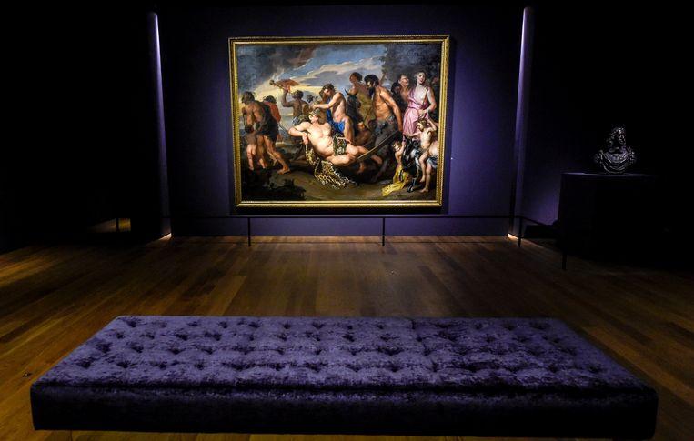 Tijdens 'Antwerpen Barok 2018' liep in het MAS een overzichtstentoonstelling van het oeuvre van de barokke kunstschilderes Michaelina Wautier (1604–1689).