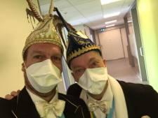 Privacywetgeving houdt prins carnaval weg uit ziekenhuis