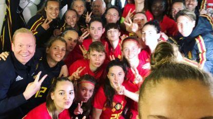 17-0! Jonge Red Flames peuzelen Armenië hélemaal op