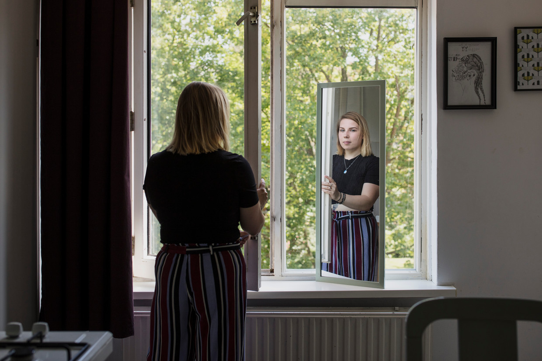 Jolieke Timmermans: 'Er is zoveel meer zinnigs dan mijn studie'.