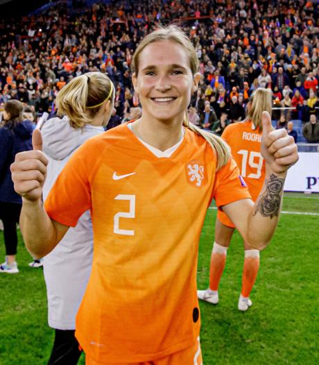 Van Lunteren (26) stopt bij Oranje: 'Het is mooi geweest zo'