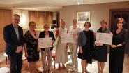 Rotary Diksmuide verdeelt 6030 euro over drie goede doelen