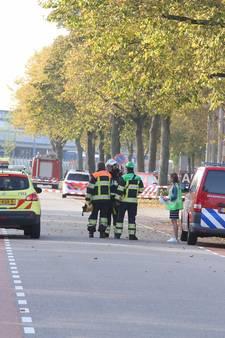 Ammoniakfles ontploft in bedrijfspand Den Bosch: vijf gewonden