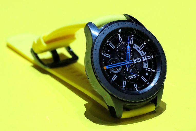 Samsung Galaxy Watch.