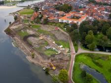 Straks eindelijk weer schaatsen op de Wellen dankzij vernieuwing van Harderwijkse kuststrook?