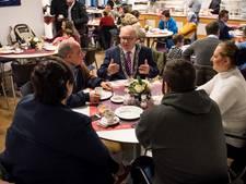 Ontbijt voor nieuwe Nederlanders in Rijssen-Holten