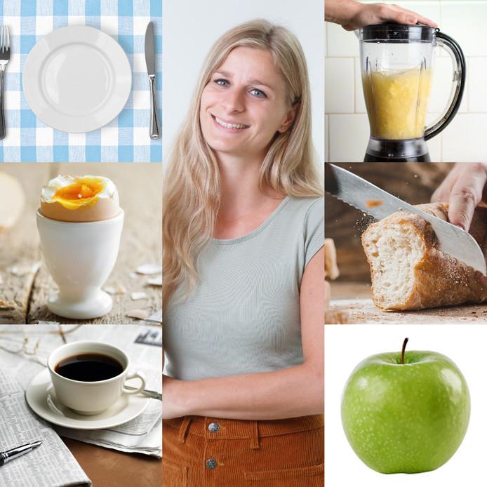 Wat voor ontbijttype ben jij? Columnist Fee Buurmans is een haasthapper.