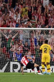 Le chef-d'œuvre d'Aduriz qui fait tomber le Barça d'entrée