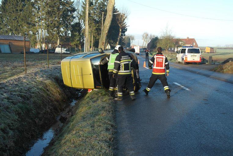 Ongevallen in de Oudenaardsestraat zijn helaas geen zeldzaam fenomeen.