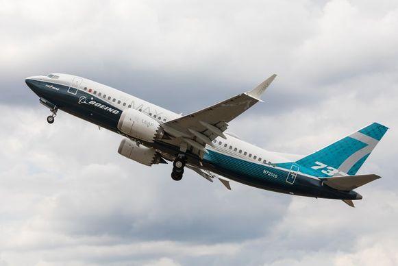 Archiefbeeld. De Boeing 737 MAX staat sinds maart aan de grond, na twee dodelijke crashes op enkele maanden tijd. Daarbij vielen in totaal 346 doden.