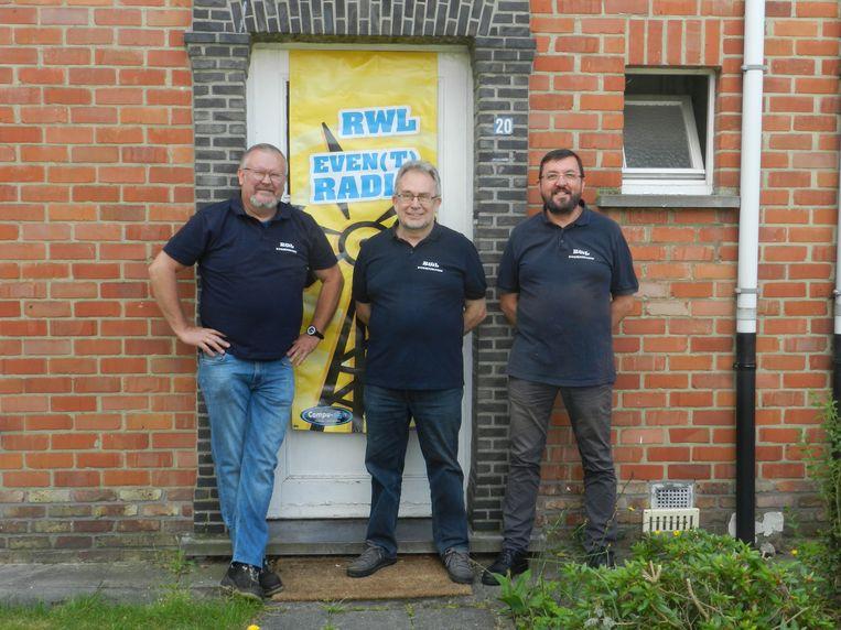 De stuurgroep bestaande uit Jean-Paul Van Haver, Rie Maes en Guido Mettepenningen(op de foto v.l.n.r.) hebben alles tot in de puntjes voorbereid.