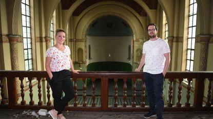Bar Bleu opent in verlaten klooster van  de Broeders van Liefde