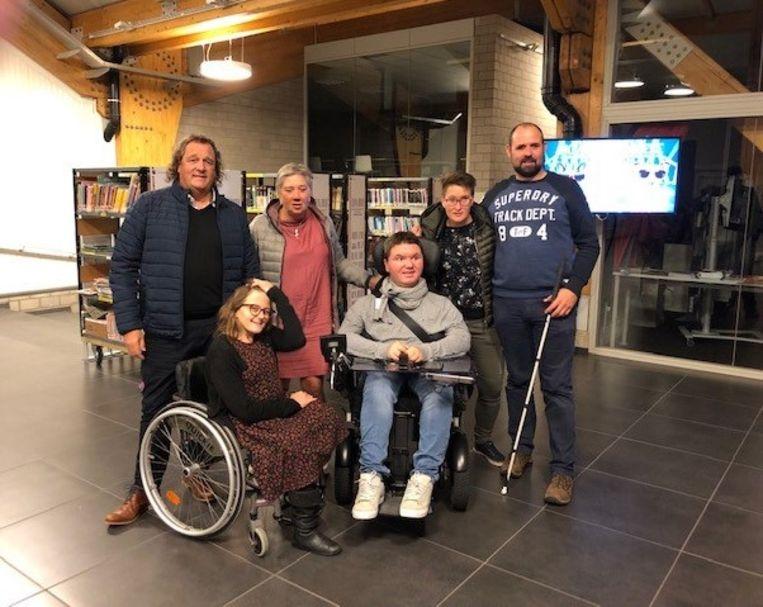 De Adviesraad wil meer toegankelijkheid voor rolstoelgebruikers.