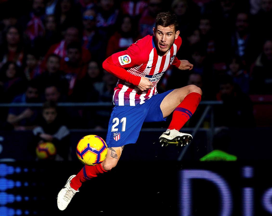 Lucas Hernandez vertrekt voor tachtig miljoen euro naar Bayern München.