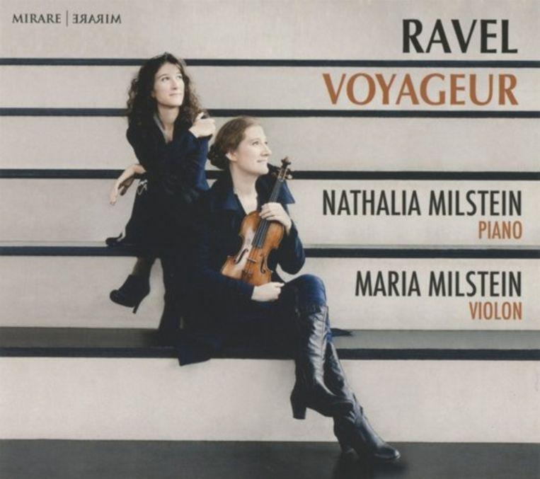 'Ravel voyageur' van Nathalia en Maria Milstein. Beeld