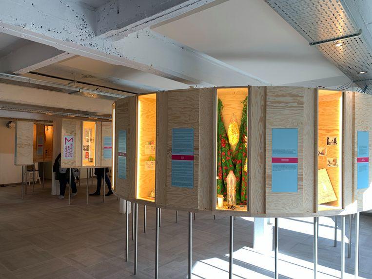 Het MigratieMuseum in Molenbeek
