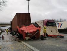 Un mort dans une collision sur la E17 en direction du tunnel Kennedy