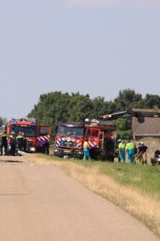 Dode en twee gewonden bij ongeluk in Zeewolde