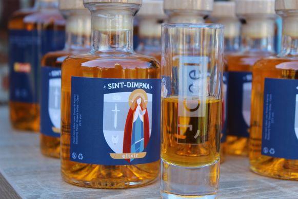Het Sint-Dimpna Elixir.