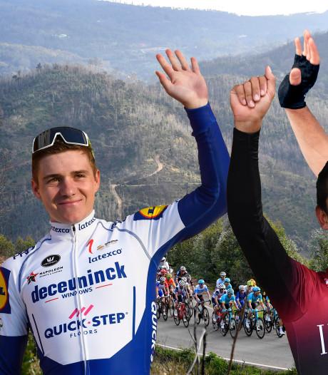 """""""L'extraordinaire"""" Evenepoel impressionne les stars du cyclisme: """"À prendre au sérieux pour le Giro"""""""