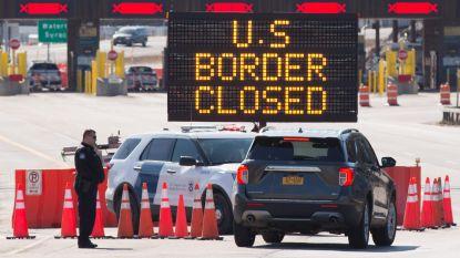 Grenzen VS met Canada en Mexico blijven grotendeels dicht tot 21 juni